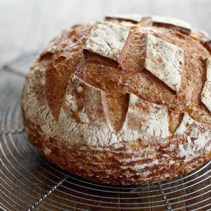 Rustic European Breads