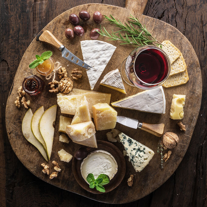 Cheese Board 101 with Katherine from Hurley House