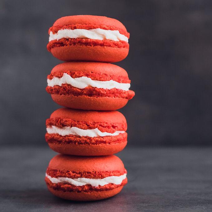 Online FOCUS SERIES Macarons: Red Velvet (ET)