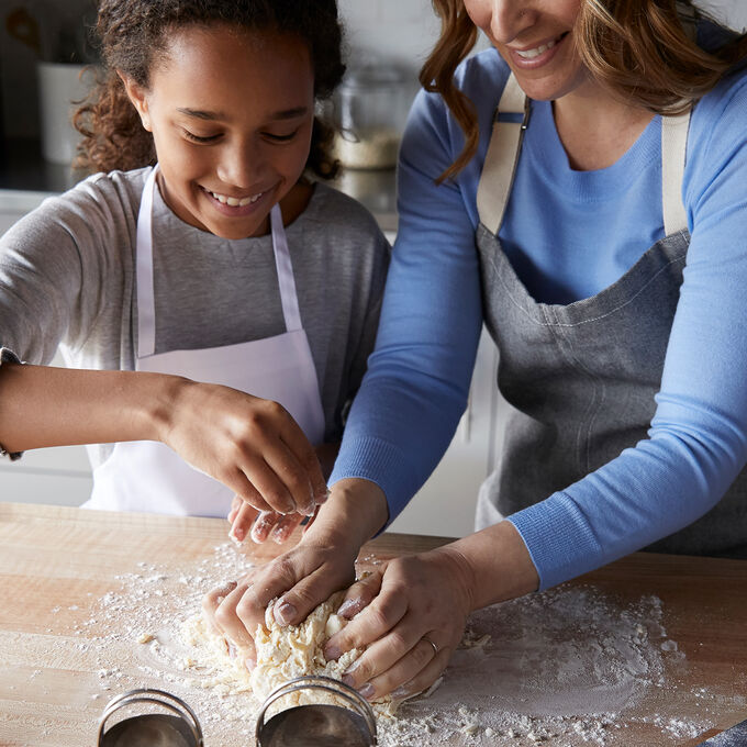 Family Fun: Baking Together