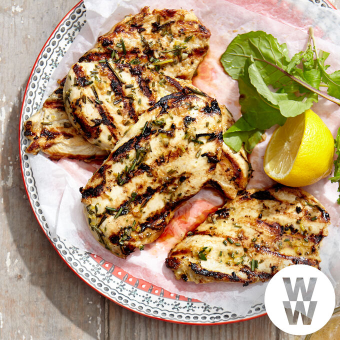 New Year's Recipes with WW: Weight Watchers® Reimagined