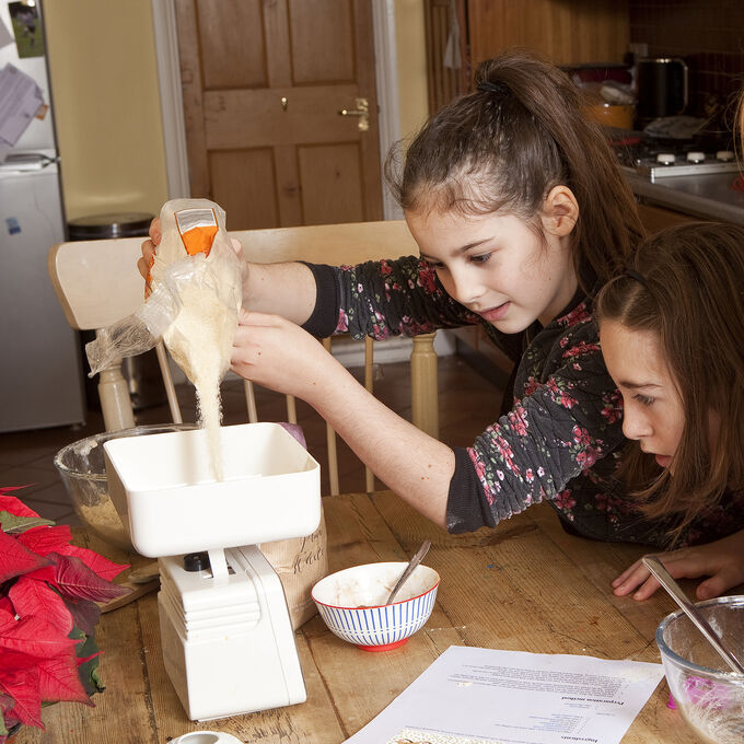 Kids Memorial Day Baking