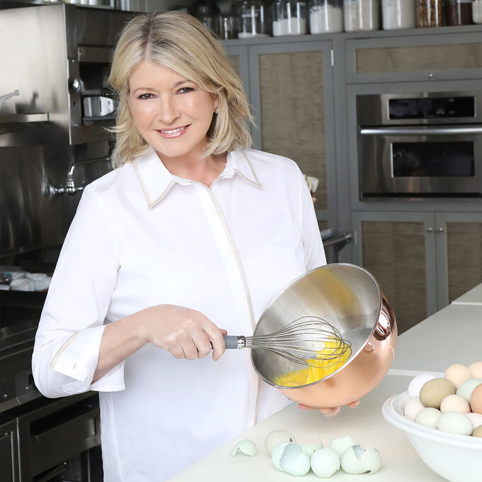 Online Martha's Mother's Day Cooking Class (ET)