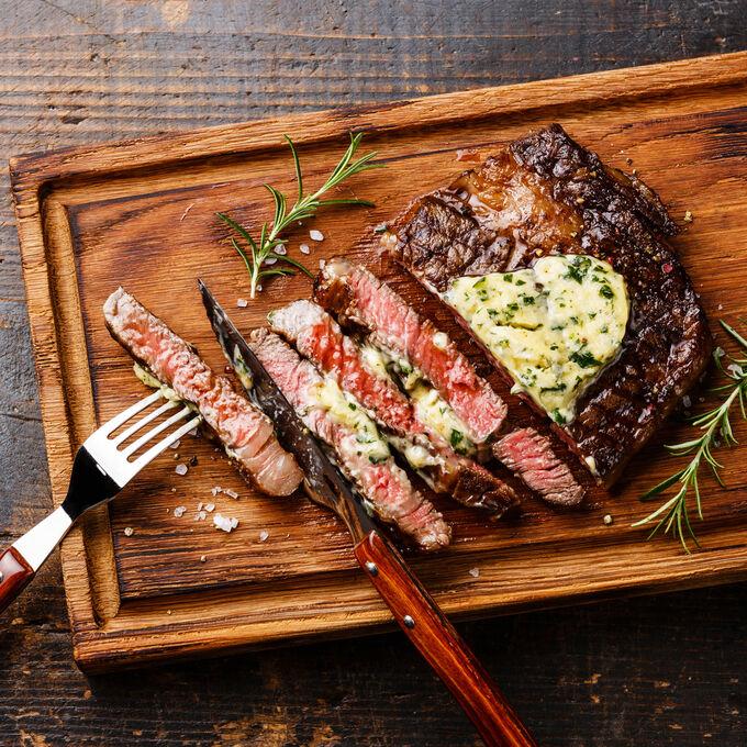 Online QUICK MEAL: Steak Tagliata (ET)
