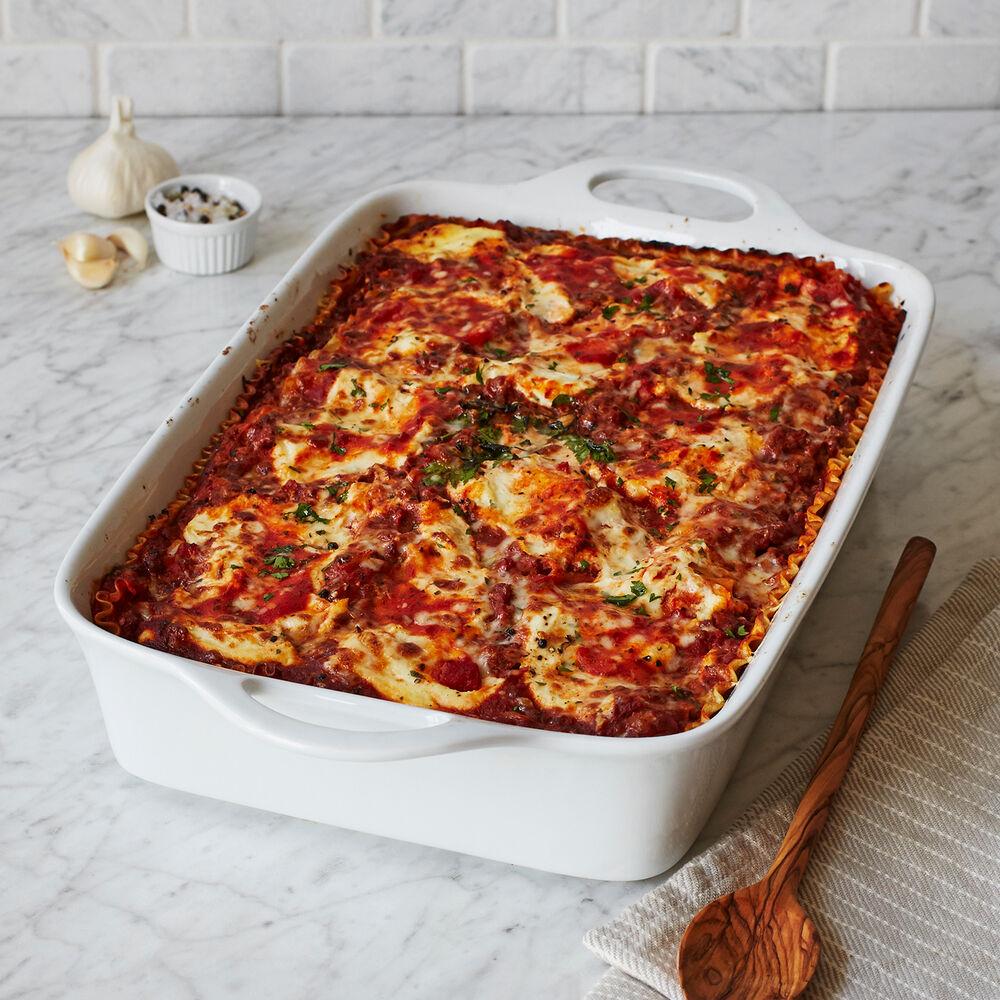 Make & Take: Vegetarian Lasagna