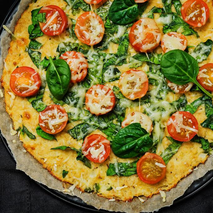 Online QUICK MEAL: Cauliflower Pizza (ET)