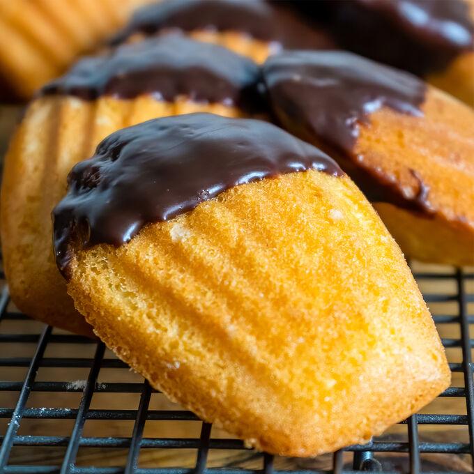 Online Bakery Favorites: Madeleines Eastern Time