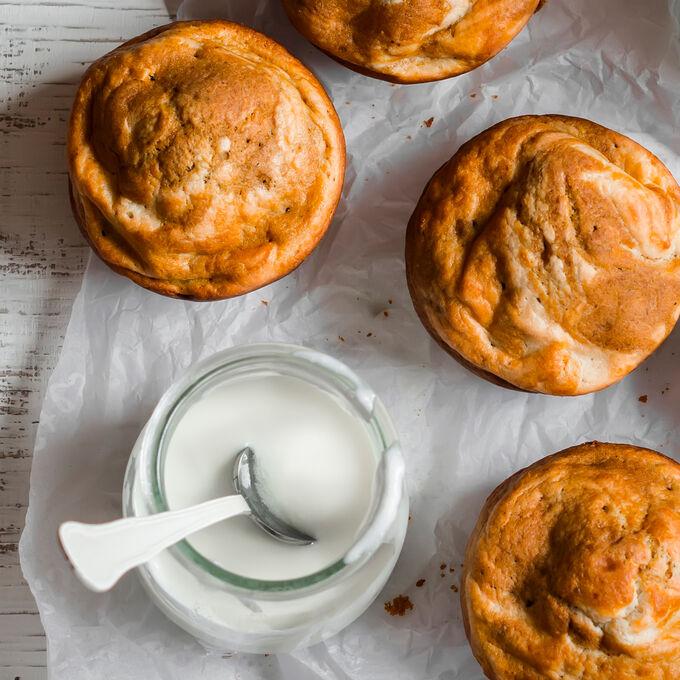 Online Pumpkin Spice Muffins and Latte (ET)