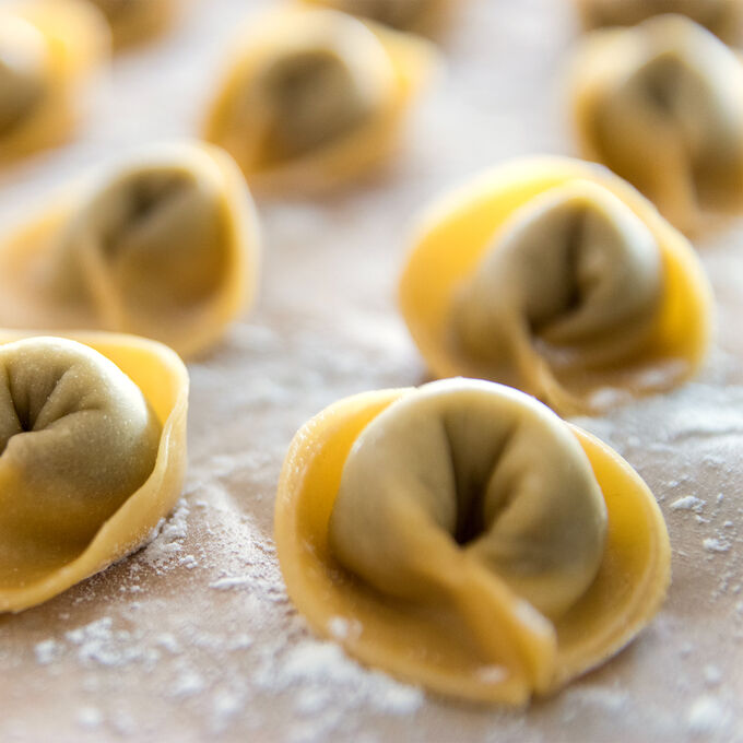 Online Homemade Italian-Style Pasta (ET)