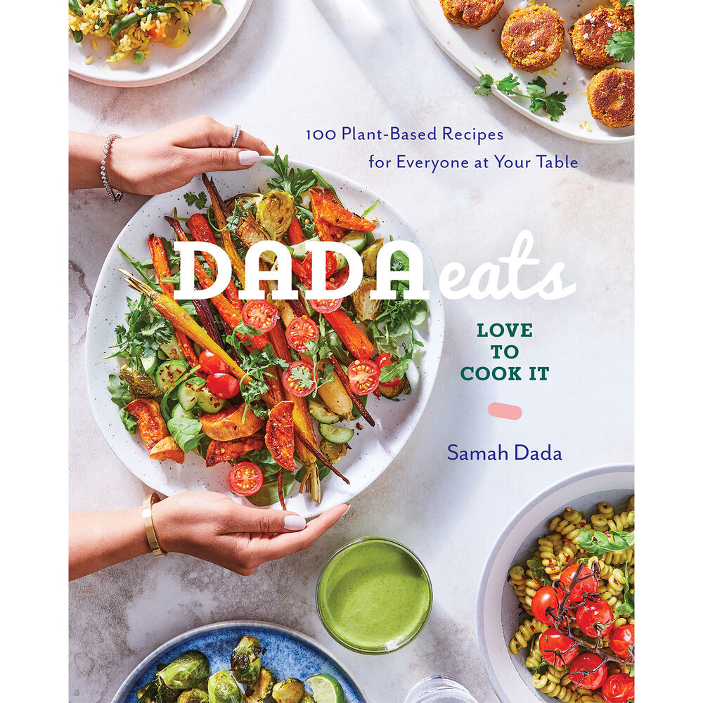 COOKBOOK CLUB: DADA EATS LOVE TO COOK IT BY SAMAH DADA + COOKBOOK WITH PURCHASE