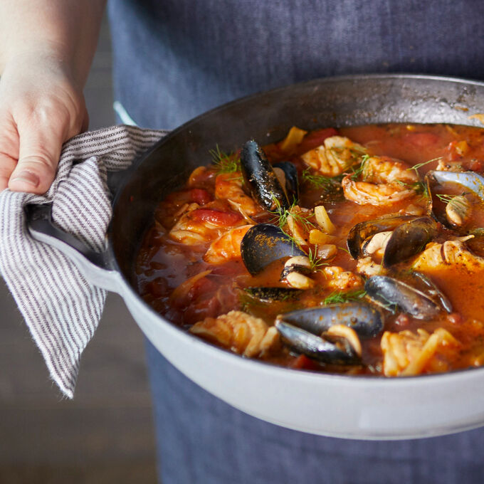 Catch of the Day: Cioppino