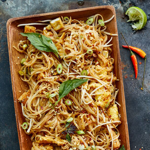 Homemade Thai