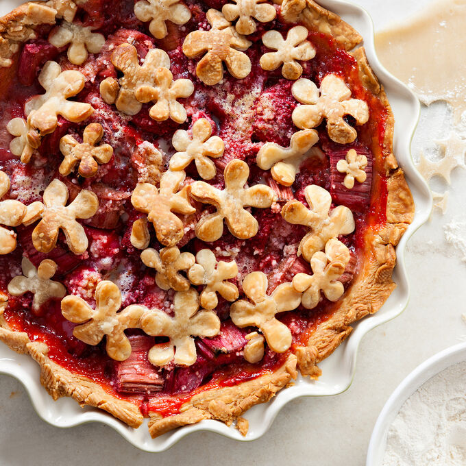 Take and Bake Pie + Free Pie Dish