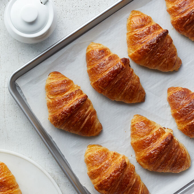 French Baking: Croissants