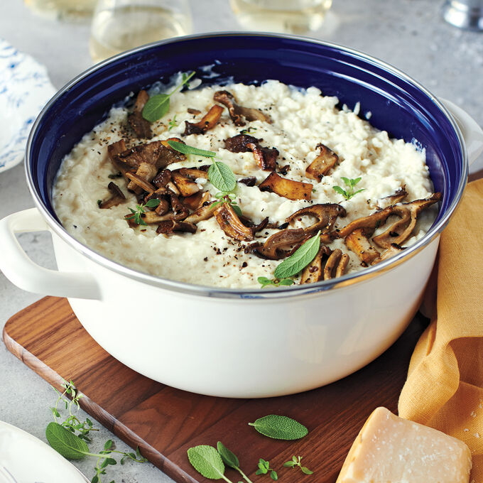 Italian Cooking: Risotto