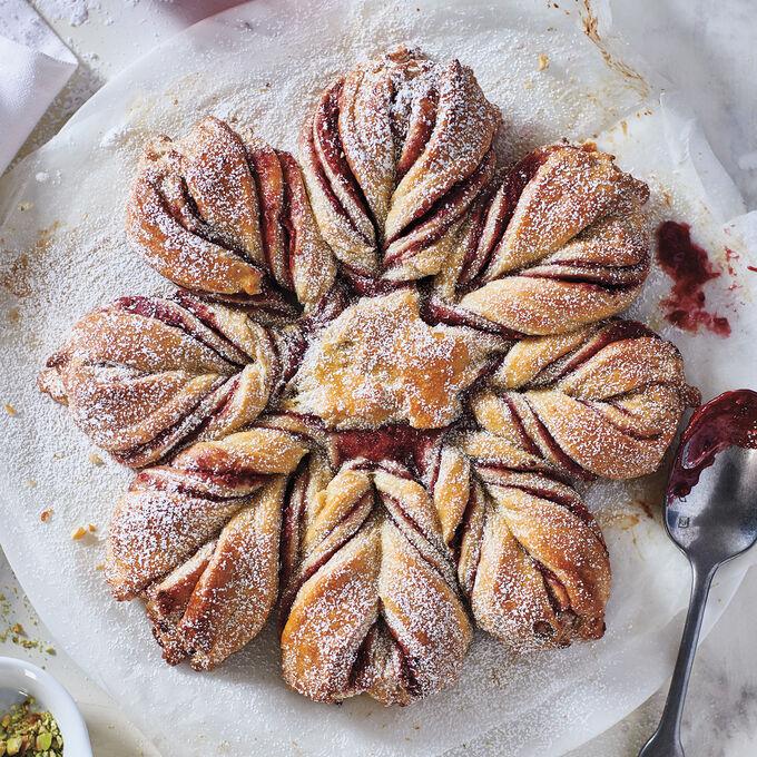 Decorative Artisan Bread