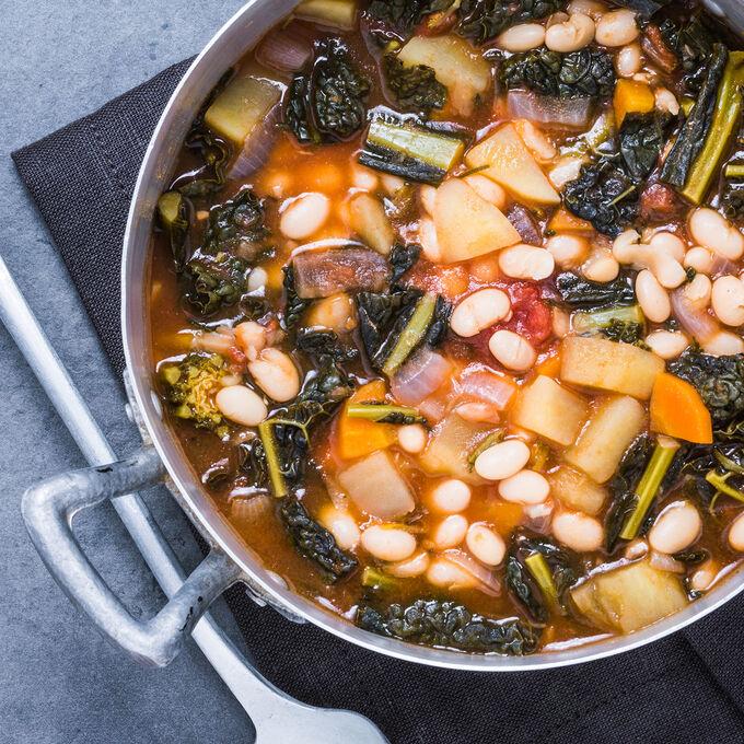 Rustic Italian Soups