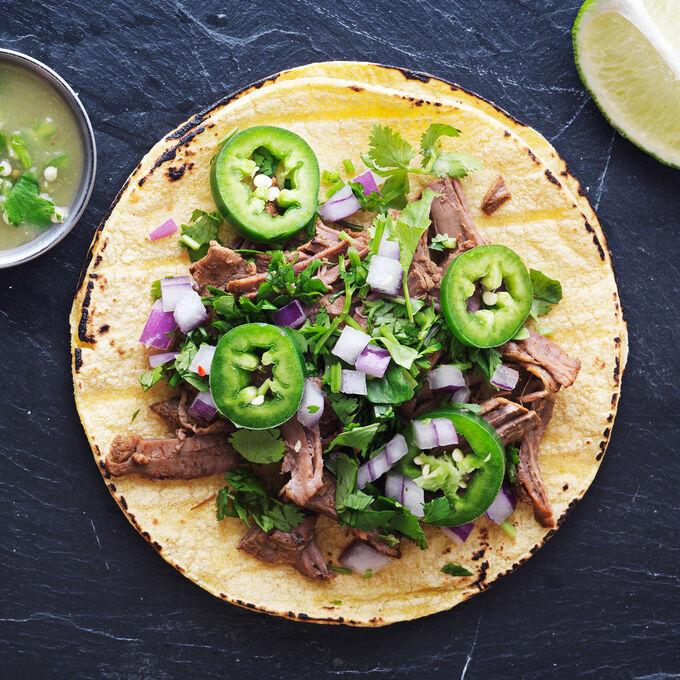 Make & Take: Pork Carnitas Tacos
