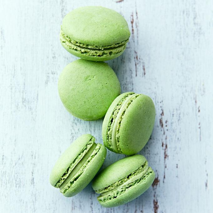Online Focus Series: Caramel Apple Macarons (ET)