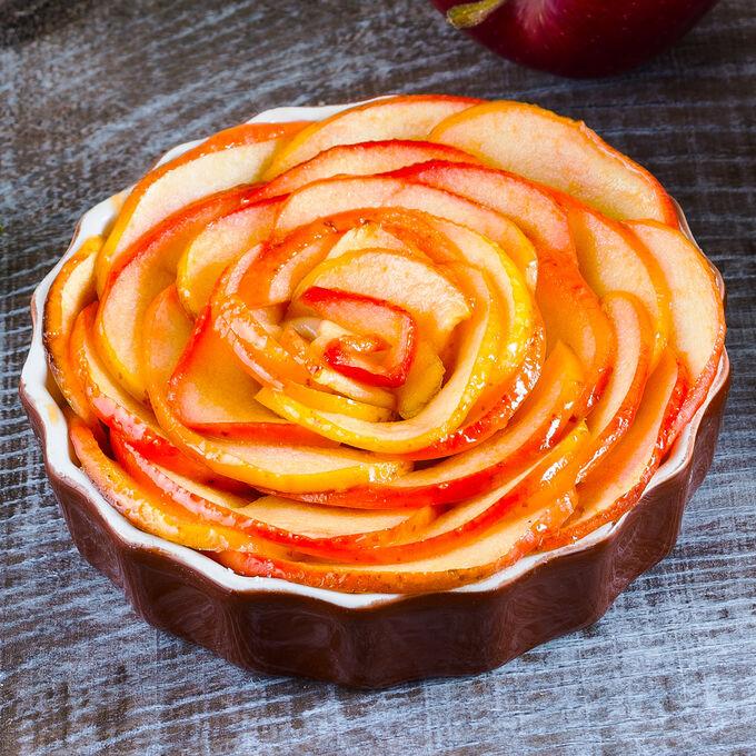 Online Rose-Shaped Apple Tart (ET)