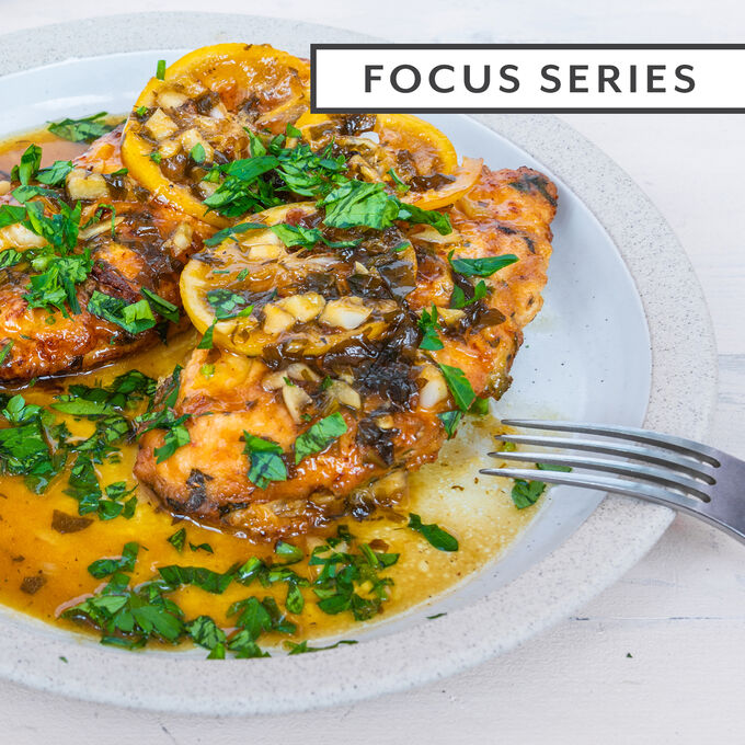 FOCUS SERIES Chicken 101:Pan-Frying (ET)