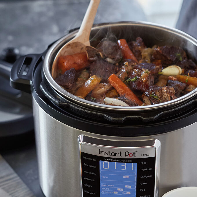 Instant Pot: French Bistro Favorites