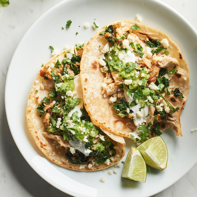 Mexican Street-Style Tacos