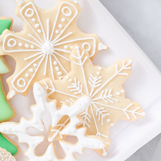 Online Holiday Cookie Decorating (ET)