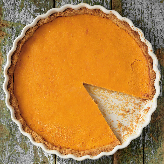 Online Prep Now, Eat Later: Pumpkin Cream Pie (ET)