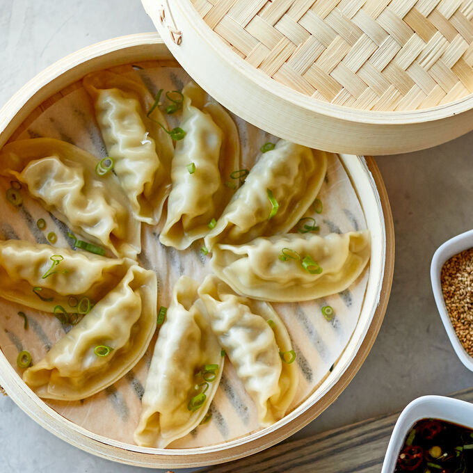 Make & Take: Chinese Dumplings