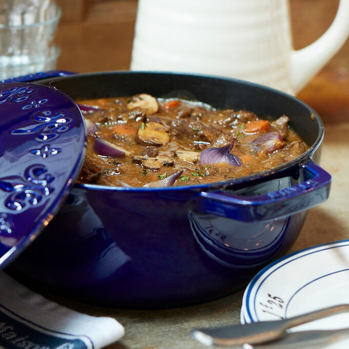 Online Prep Now, Eat Later: Beef Bourguignon (ET)