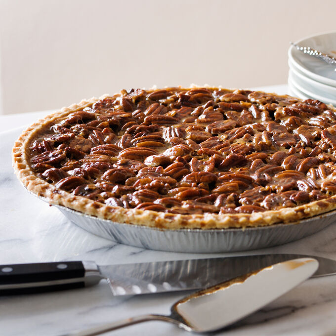 Online Prep Now, Bake Later: Decadent Pecan Pie (ET)