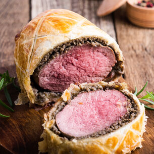 Winter Entertaining: Beef Wellington