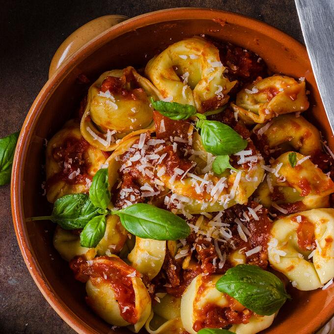 Italian: Pasta & Gelato