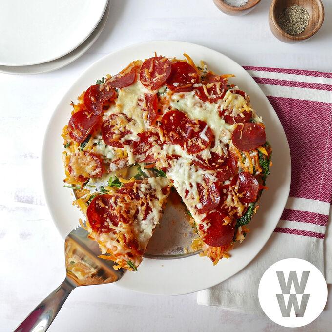 Online Crowd-Pleaser Recipes with WW (Weight Watchers) (ET)