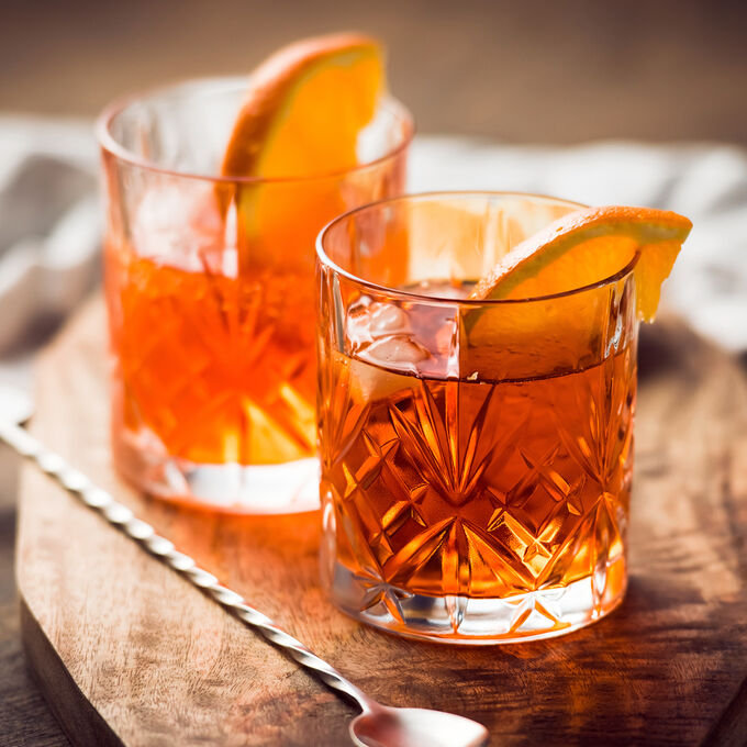Online Focus Series Mixology: Classic Old Fashioned (ET)