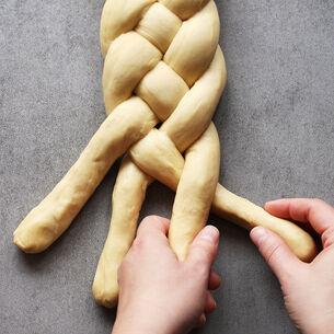 Knead, Braid & Bake: Homemade Challah