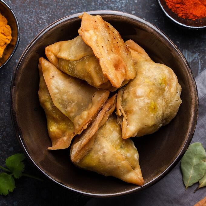 Online Teens Series: Dumplings from Around the World (ET)