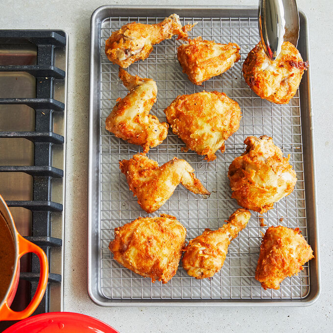 Date Night: Fried Chicken 101