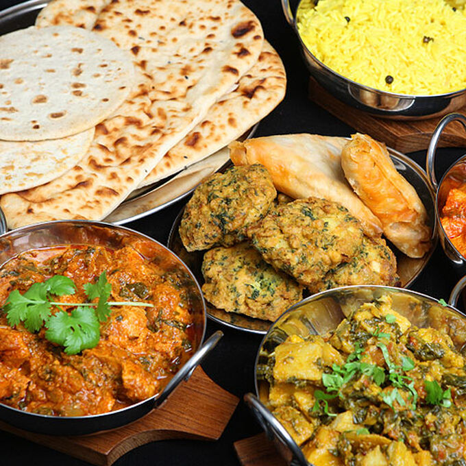 Secrets of Indian Cooking