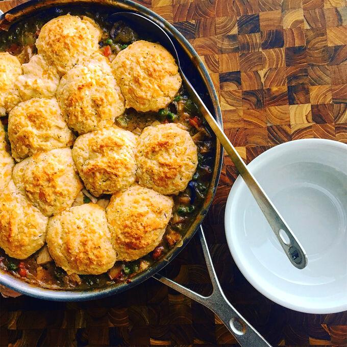 Online Creative Thanksgiving Leftovers Recipes (ET)