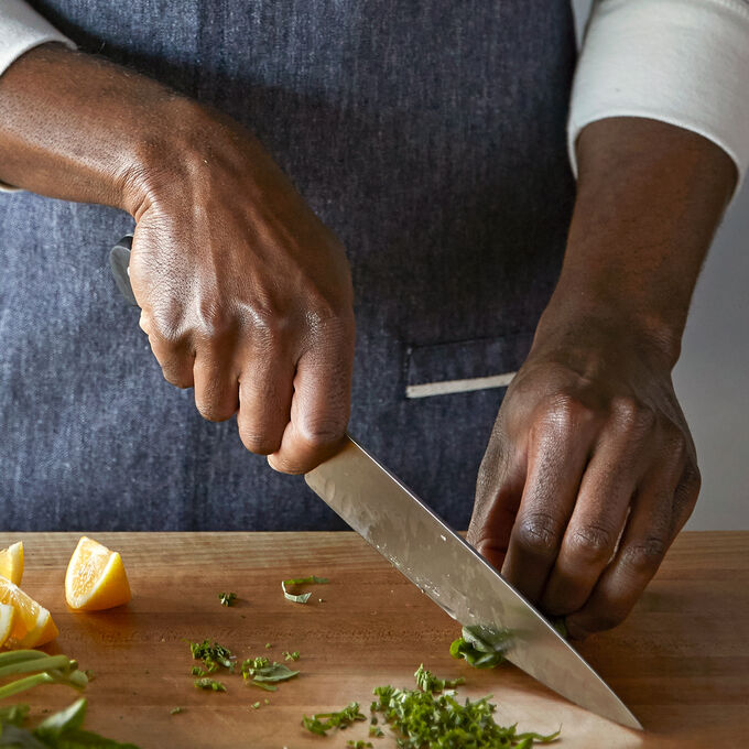 Knife Skills + 7-inch Zwilling Pro Chef's Knife