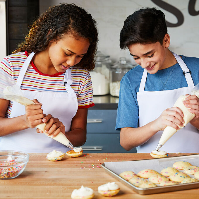 Cooking with Confidence: 4-Day Series for Teens