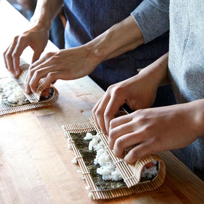 Date Night: Restaurant-Style Sushi