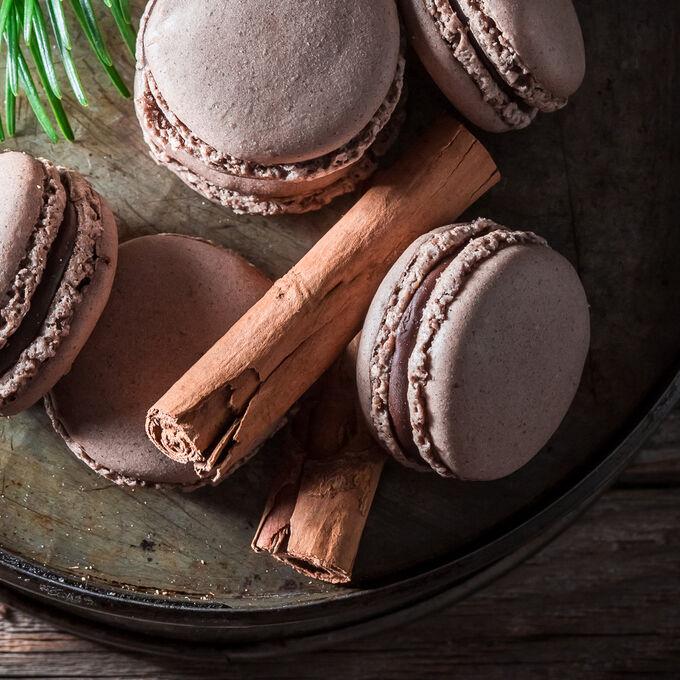 Online FOCUS SERIES Macarons: Mocha (ET)