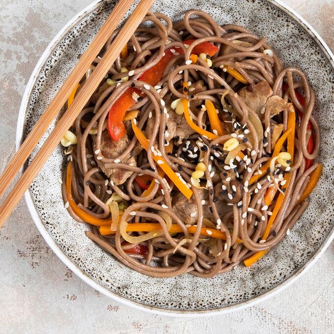 Asian Noodle Bowl