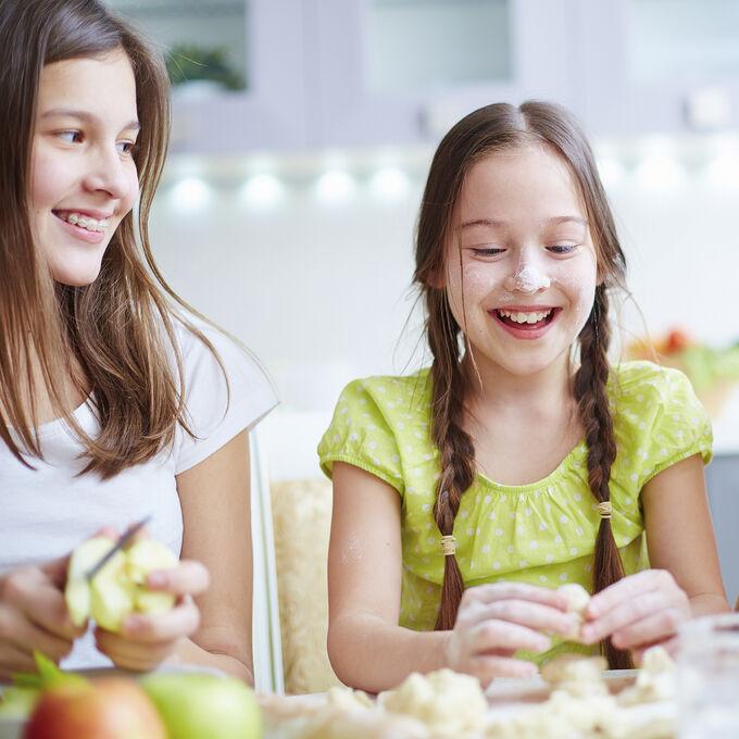 Kids Memorial Day Baking