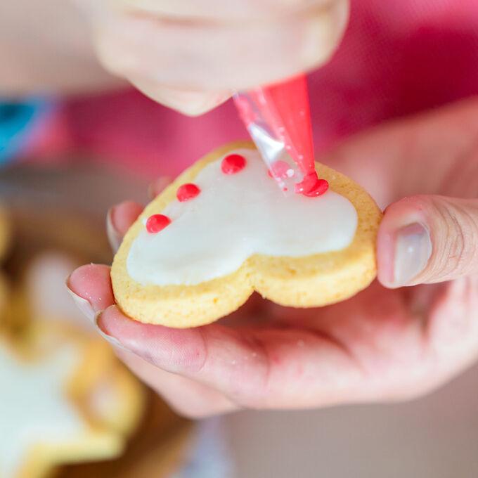 Drop & Shop: Kids Cookie Decorating Workshop