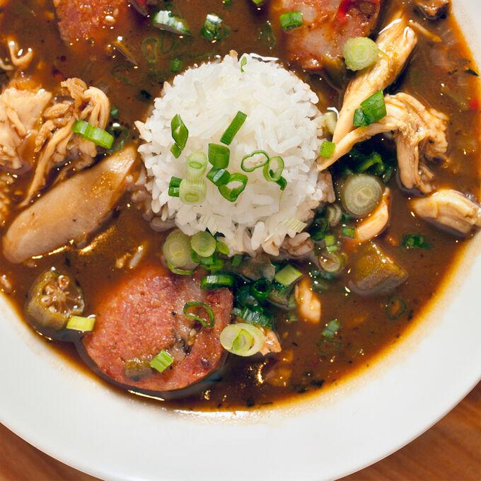 Taste of New Orleans: Gumbo