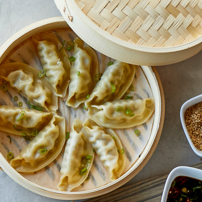 Chinese Dim Sum Favorites